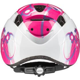 UVEX Kid 2 Kask rowerowy Dzieci, pink strawberry